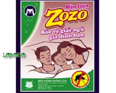 Chuyên phân phối màn tuyn Zozo cao cấp chính hãng